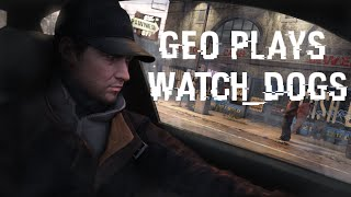 I play Watch_Dogs and i think I killed a guy oops