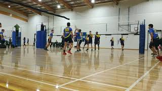 Div 2 FUVC vs CGVC round 4 set 2 part 1