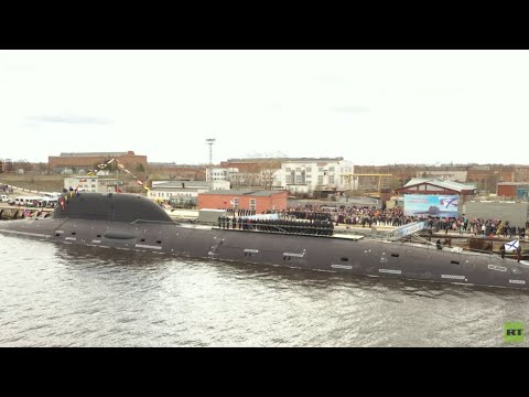 Advanced 4th-gen nuclear-powered submarine Kazan joins Russia's Navy Northern Fleet