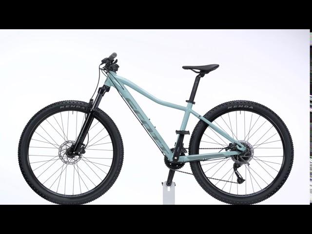 Видео Велосипед Scott Contessa Active 40 (CH) Blue