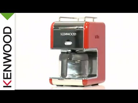 Kenwood kMix CM021 Kaffeemaschine | Produkt-Video
