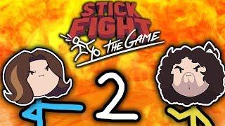 Stick Fight: Cartoon Violence! - PART 2 - Game Grumps VS