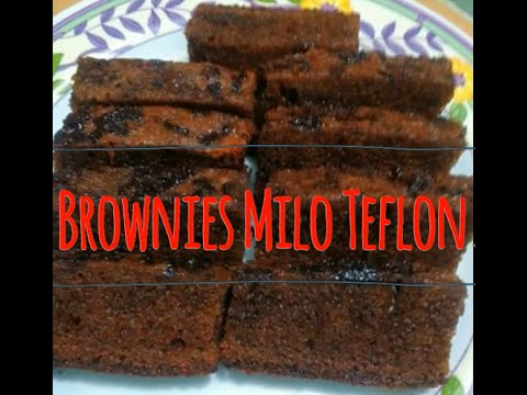 Video Resep Masak Brownies Milo HD