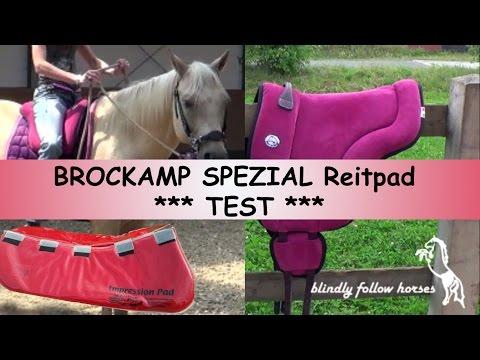 Brockamp Reitpad im ( Druck )TEST