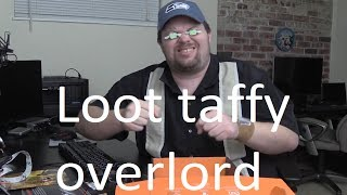 Loot Crate Unboxing - March  2014 (Spoilers)