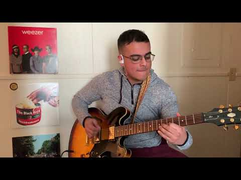 Lo/Hi - The Black Keys Cover - Snypoarts