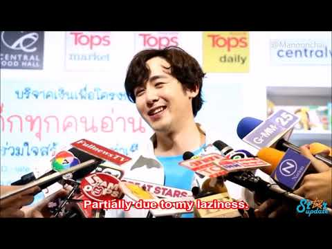 """[Eng Sub] 190906 Nichkhun """"Every Child Can Read"""" & Interview on 2PM 11th Anniversary"""