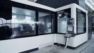 DMG MORI XXL: Installation DMU 600 P