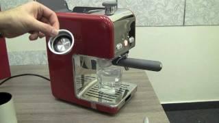 Kenwood kmix ES 021 Espresso Machine : Coffee Maker   iGyaan Studio