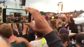 Foo Fighters in concert - Hamburg, Germany - 10 June 2018
