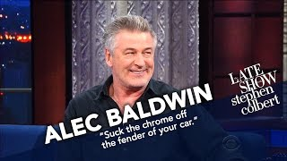Alec Baldwin's Approach To Trump: If You Can't Beat Him, Become Him