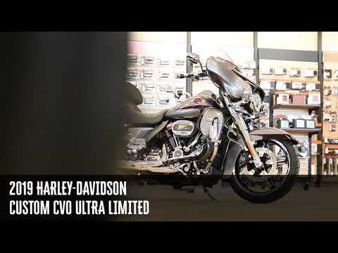 2019 HARLEY TOURING FLHTKSE - CVO CVO™ Limited