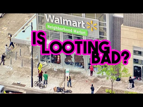 Who's Looting Who? The People vs. Wal*Mart