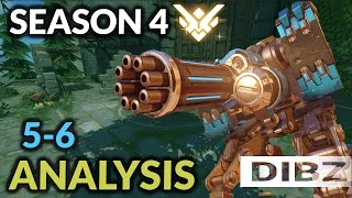 Overwatch: Fighting The Bastion Meta! SEASON 4 PLACEMENTS + SHORT ANALYSIS (PART 3)! Games 5 + 6