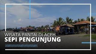 Imbauan Pemerintah Menghindari Keramaian, Beberapa Wisata Pantai Sepi Pengunjung