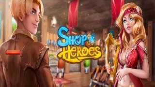 Видео обзор игры Shop Heroes