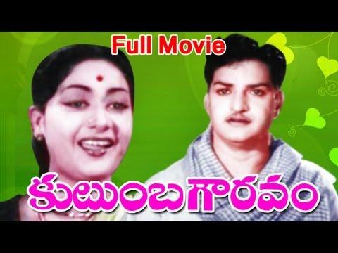 Kutumba Gauravam Full Length Telugu Movie