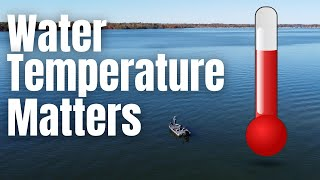 Water Temperature CHEAT SHEET For BASS FISHING // How Water Temp Can Help You FIND Bass