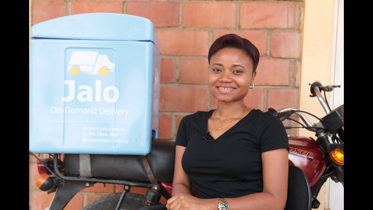 Jalo   On-Demand Delivery