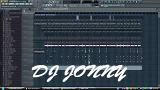 Casería de nenotas REMIX -Remake (Instrumental) DJ JONNY