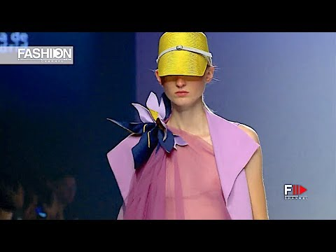 ULISES MERIDA Highlights MBFW Spring Summer 2019 Madrid - Fashion Channel