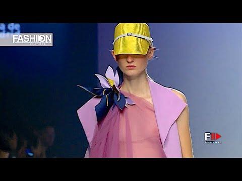 ULISES MERIDA Highlights MBFW Spring Summer 2019 Madrid - Fashion Channel