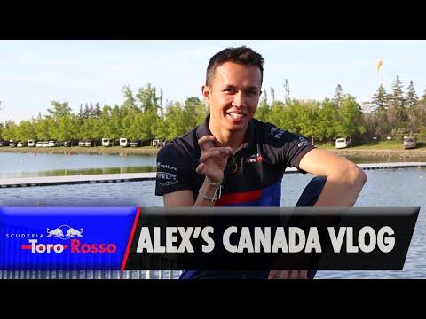 F1 2019: Alex Albon's Canadian GP Vlog
