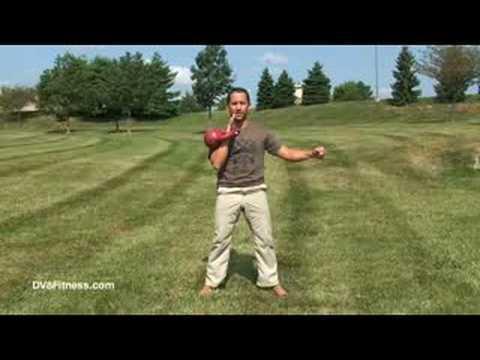 One-Arm Kettlebell Clean