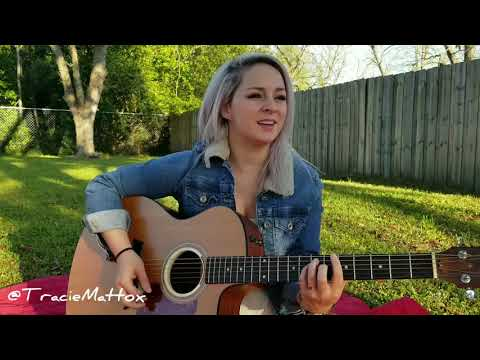 Whiskey Glasses - Morgan Wallen (Tracie Mattox Cover)