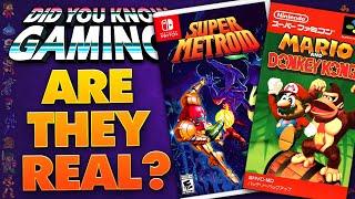 Rumored Nintendo Games