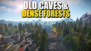 OLD CAVES, DENSE FORESTS & MOUNTAIN LAKES (SDKustom Rust) #1