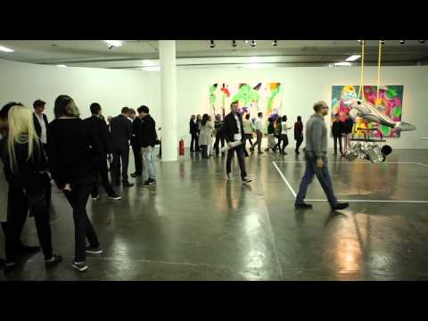 Abertura - Em nome dos artistas no Pavilhão da Bienal