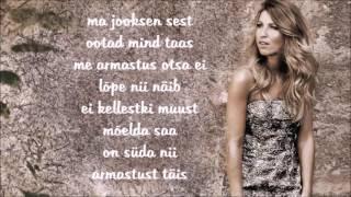 Maarja-Liis Ilus - Kohtumine (Lyrics)