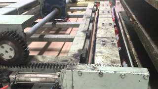 China Shuoyu quartz slab production line