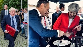 video: Hysterical little Luxembourg's dirty trick proves we are right to leave the EU