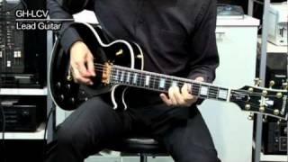 エレキギター「HISTORY(ヒストリー) GH-LCV」の紹介