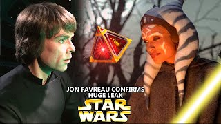 Jon Favreau CONFIRMS Star Wars Leak! This Is INSANE (Star Wars Explained)