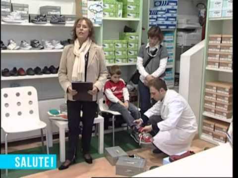 Le calzature per bambini