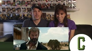 Logan Trailer #1 Reaction & Review