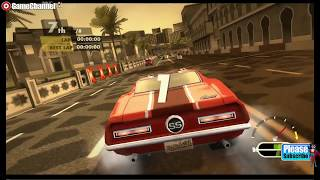 Need For Speed Nitro Nintendo Wii Edition - Sports Cars Games / Gameplay Video #2