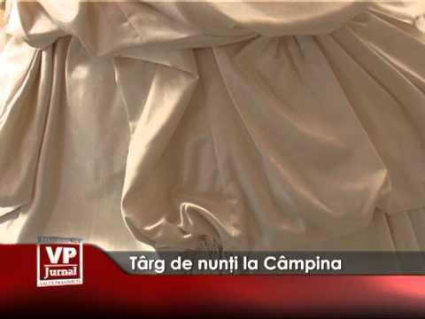Târg de nunţi la Câmpina