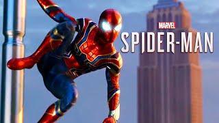 Marvel's Spider-Man – Iron Spider Suit Reveal Trailer