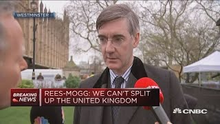 Jacob Rees-Mogg: We cannot split up the United Kingdom | Squawk Box Europe