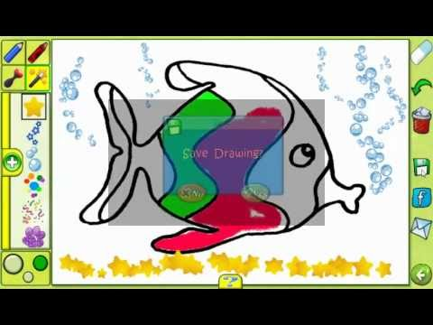 Video of Learn Coloring Pro- Kids Paint