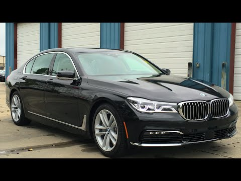 2016 BMW 7 Series 750i Full Review, Start Up, Exhaust