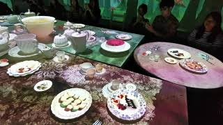 Mad Hatters Tea Party Full Experience @ ArtScience Museum, Marina Bay Sands