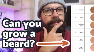 How to know if you can grow a beard | 4 simple checks...