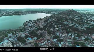 When City Turns Into Peace #Raichur| Dji Phantom 4 Pro