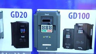 Частотный преобразователь  INVT GD100-1R5G-4 от компании ПКФ «Электромотор» - видео