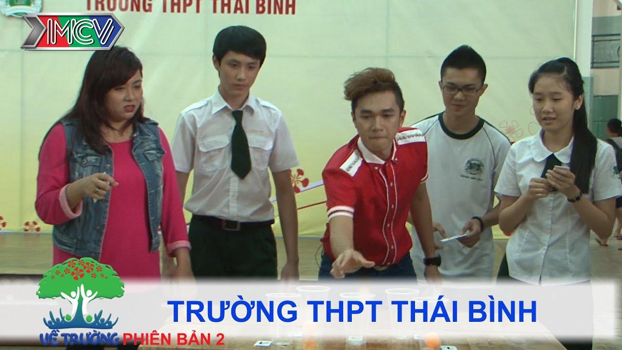 Trường THPT Thái Bình | VỀ TRƯỜNG | mùa 2 | Tập 107